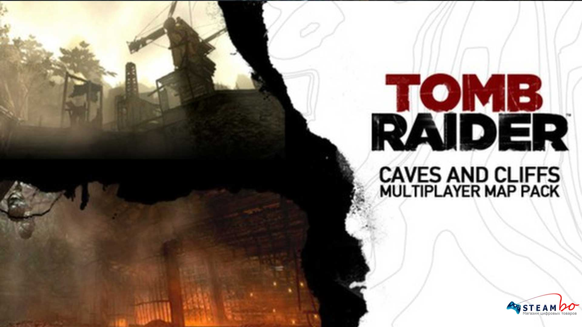 Tomb Raider DLC Collection Region Free (Steam Gift / Ke