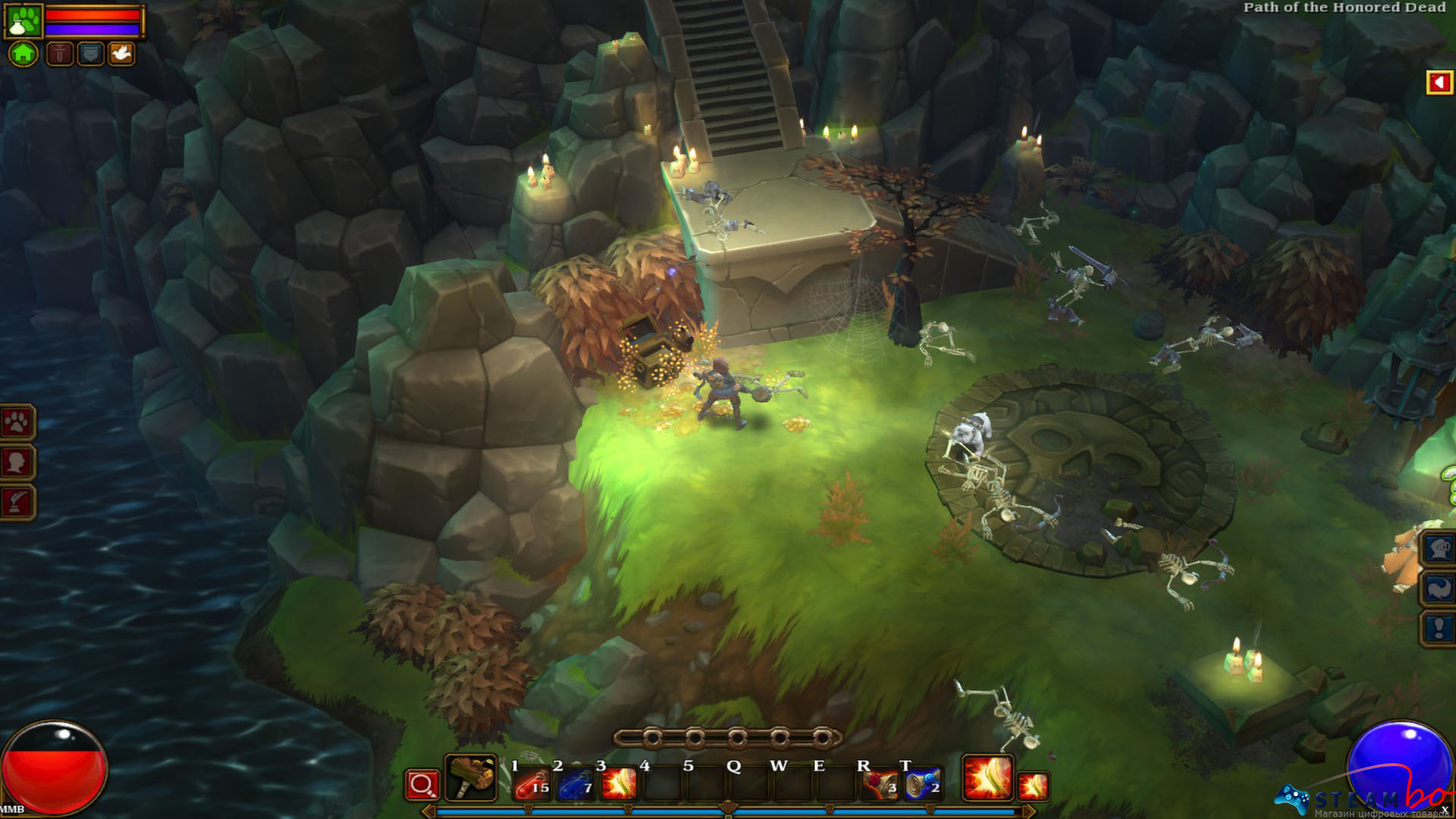 Torchlight II Region Free (Steam Gift / Key)