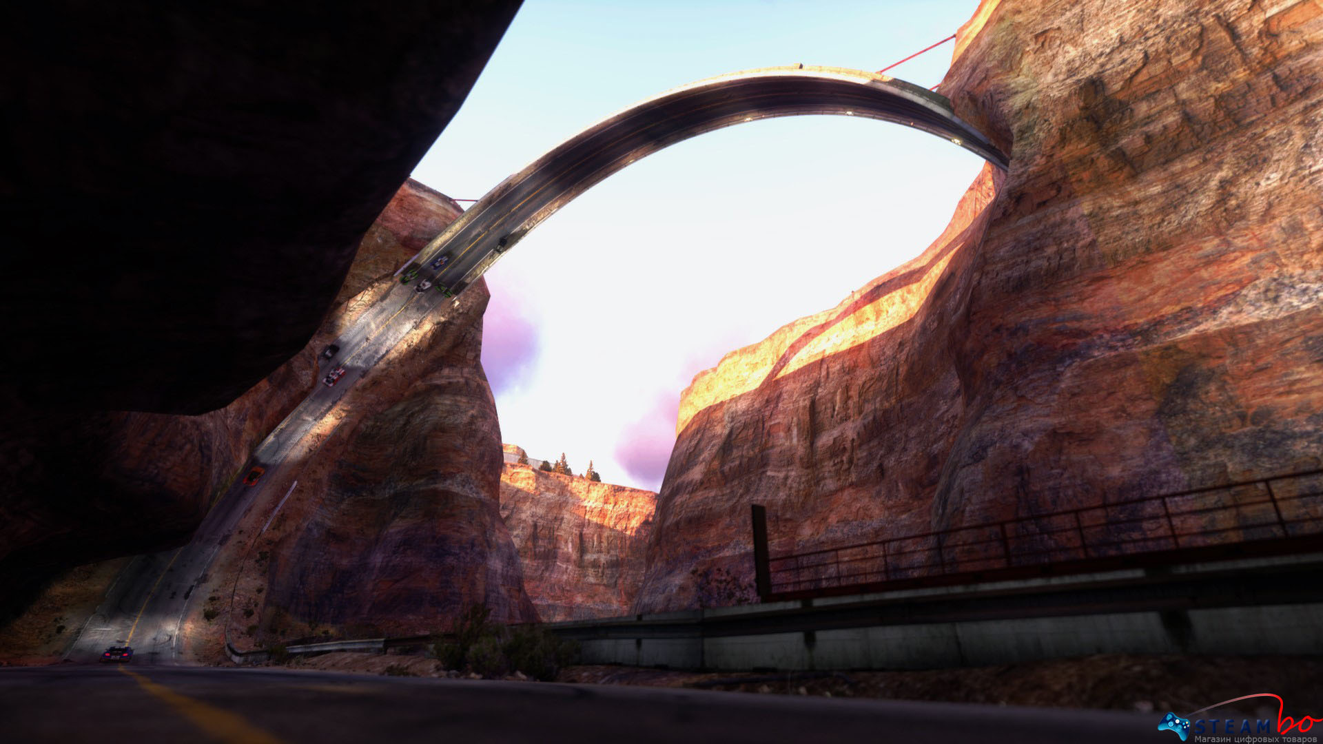 TrackMania 2 Canyon Region Free (Steam Gift/Key)
