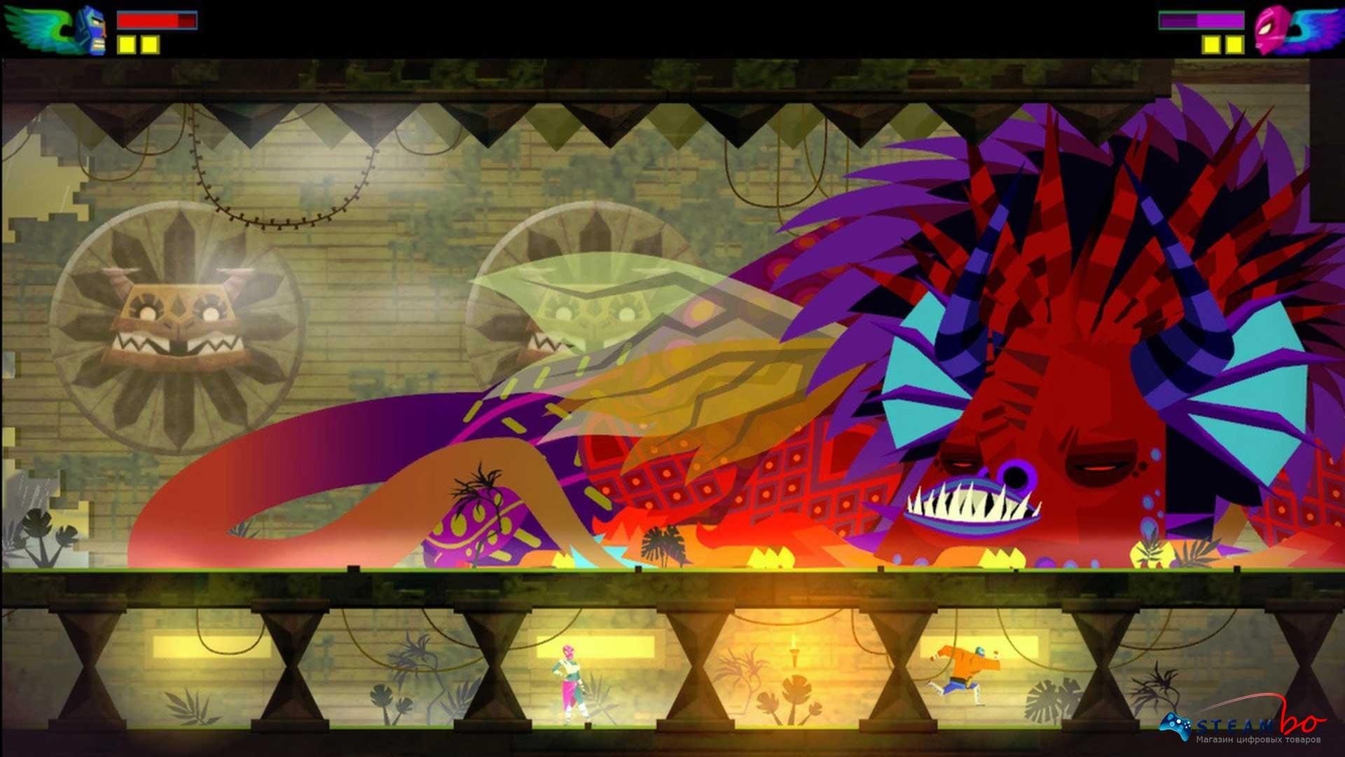 Guacamelee! Gold Edition Region Free (Steam Gift / Key)