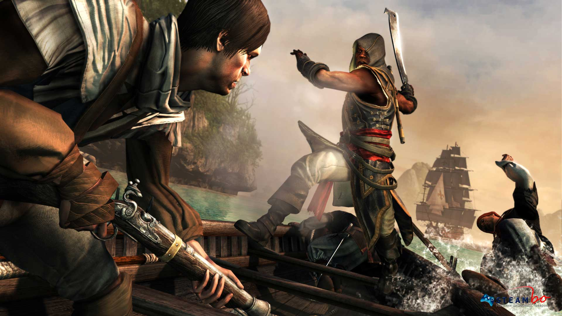 assassins creed iv black flag pc game free download - HD 1920×1080
