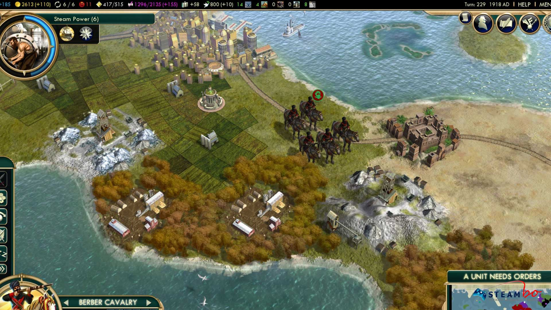 Civilization V: Brave New World ROW (Steam Gift/Key)