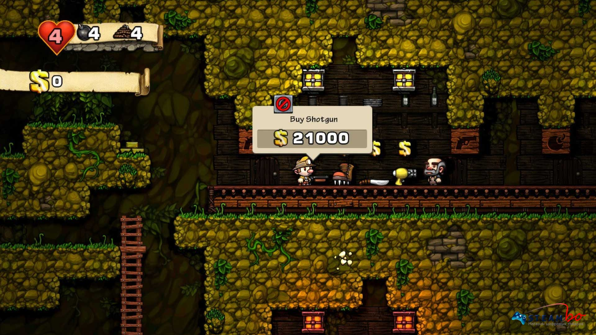Spelunky Region Free (Steam Gift/Key)