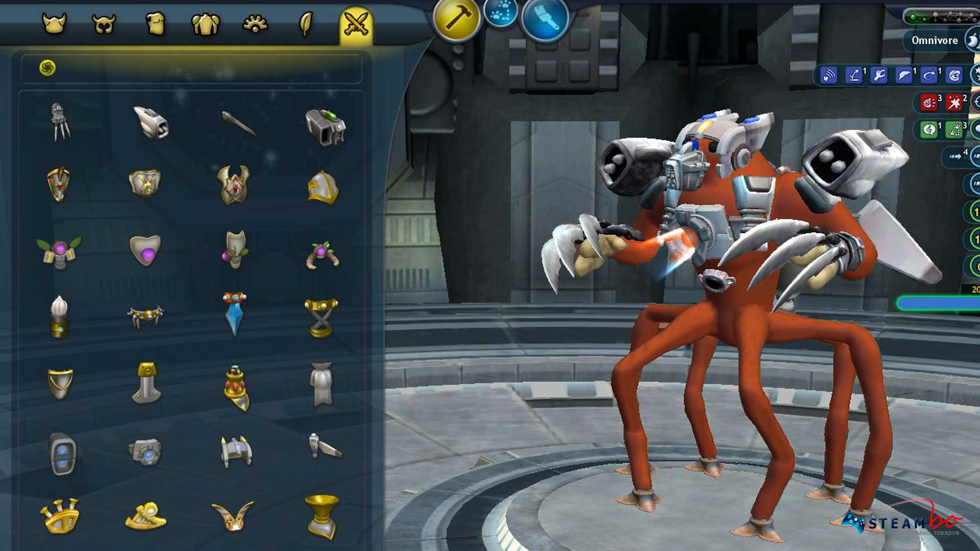 Spore complete (Steam gift) ROW