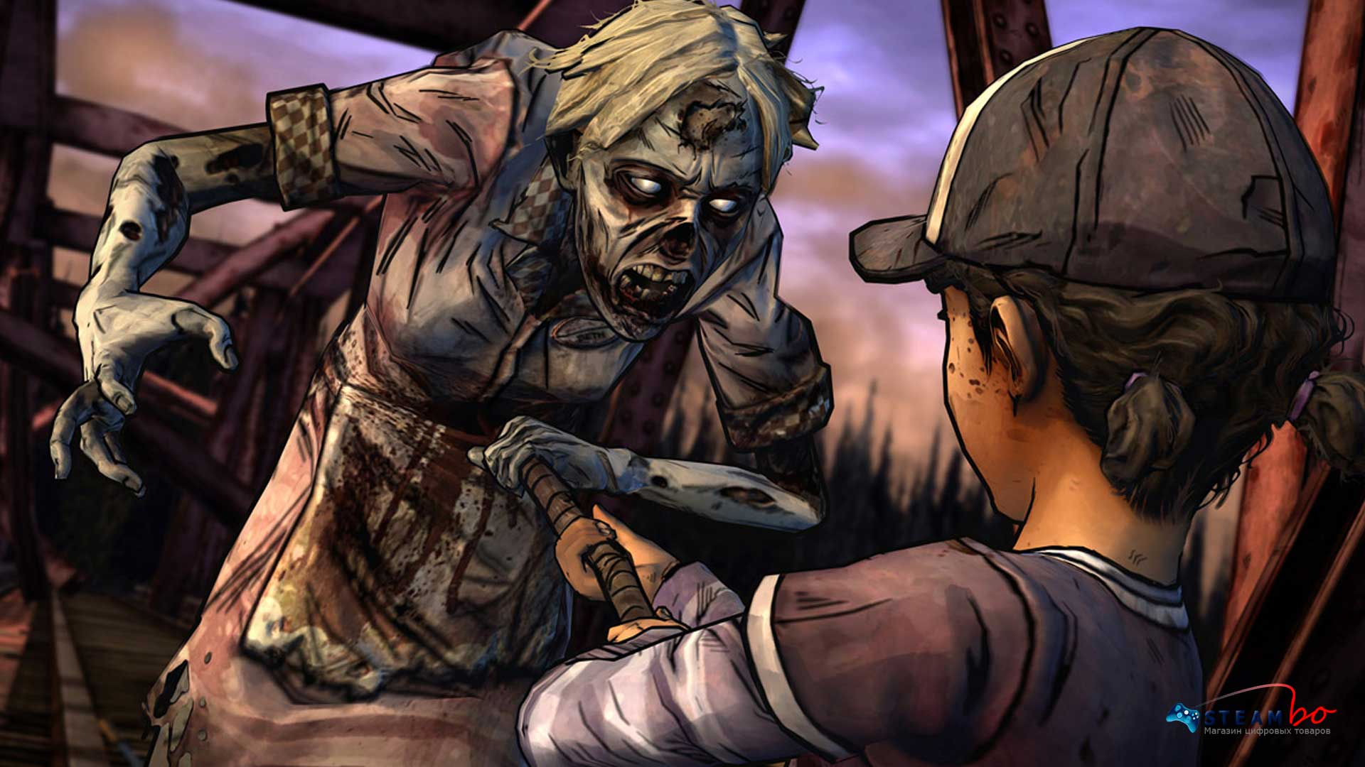 The Walking Dead Season 2 Region Free (Steam Gift / Key