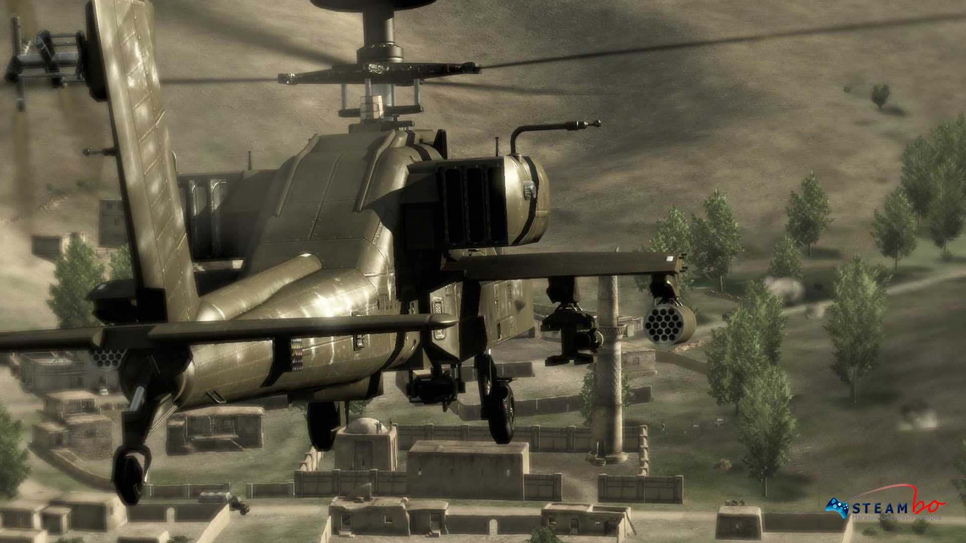 ARMA 2 Operation Arrowhead Region Free (Steam GIft/Key)