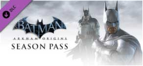Batman Arkham Origins - Season Pass RU / CIS (Steam Gift)