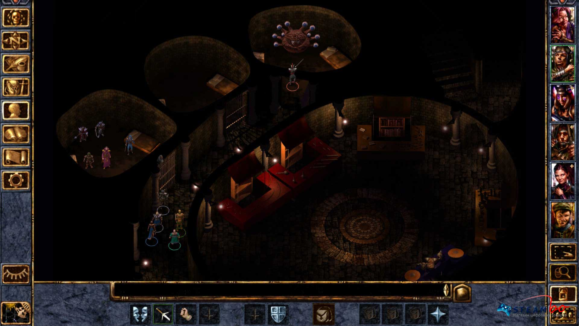 Baldurs Gate: Enhanced Edition ROW (Steam Gift / Key)
