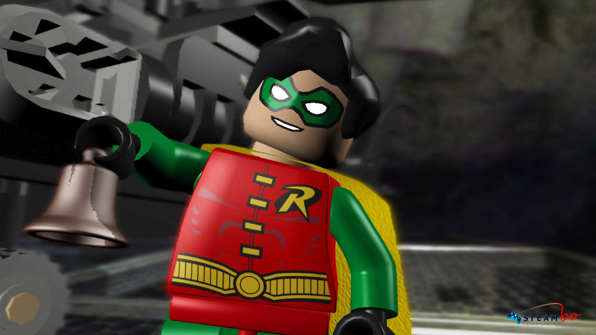 LEGO Batman Region Free (Steam Gift / Key)
