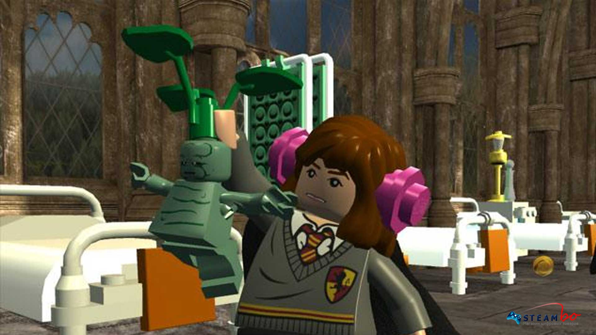 LEGO Harry Potter Years 1-4 ROW (Steam Gift/Key)
