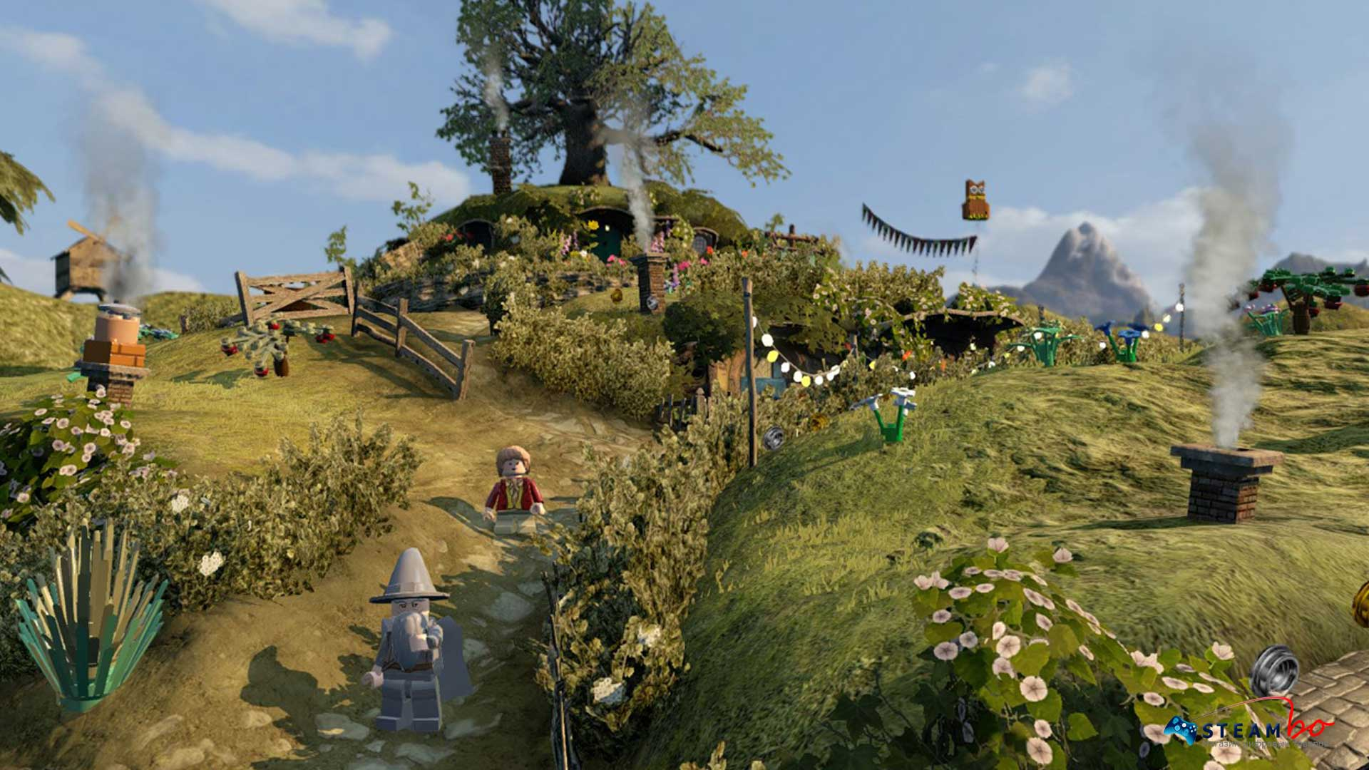 LEGO - The Hobbit Region Free (Steam Gift / Key)