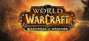 WOW Warlords of Draenor EU! Key NOW! 90 level boost