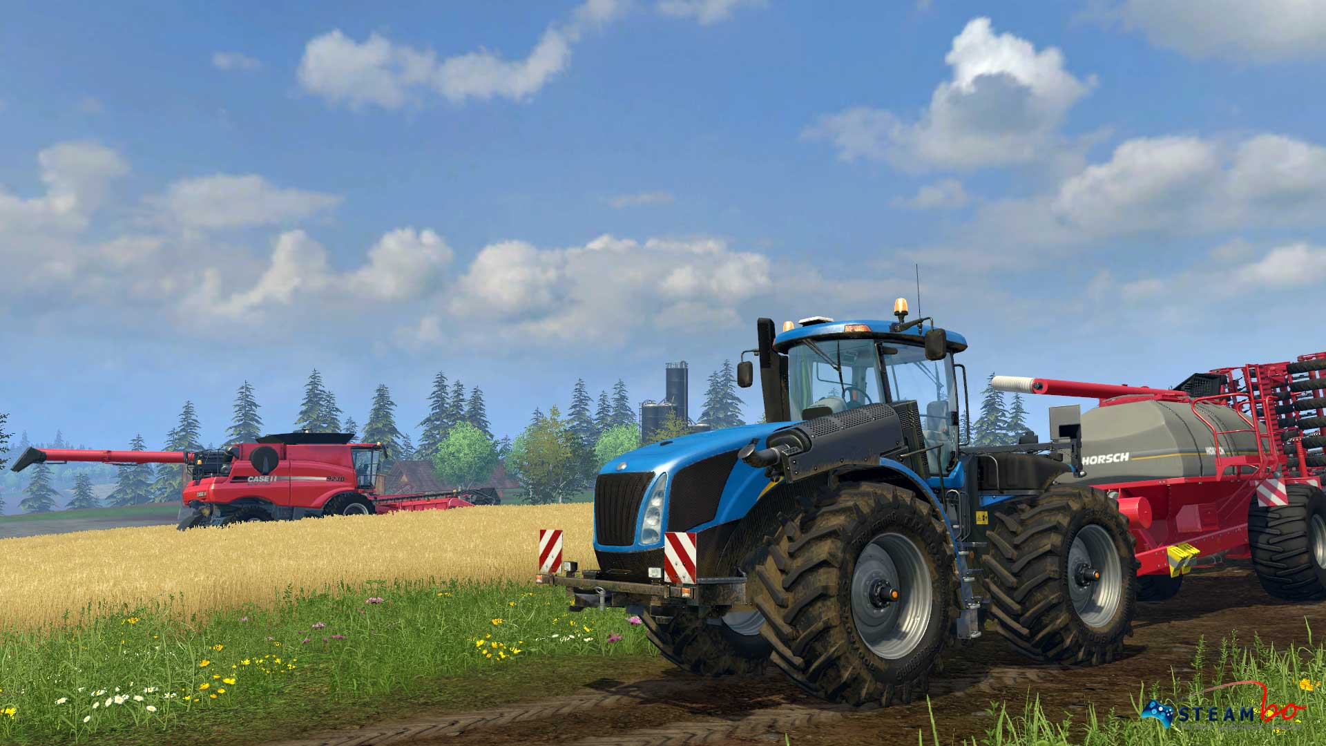 Farming Simulator 15 Steam Gift + (подарок Steam ключ)