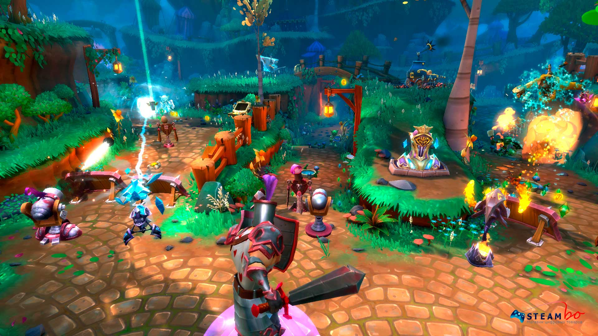 Dungeon Defenders II Region Free (Steam Gift / Key)