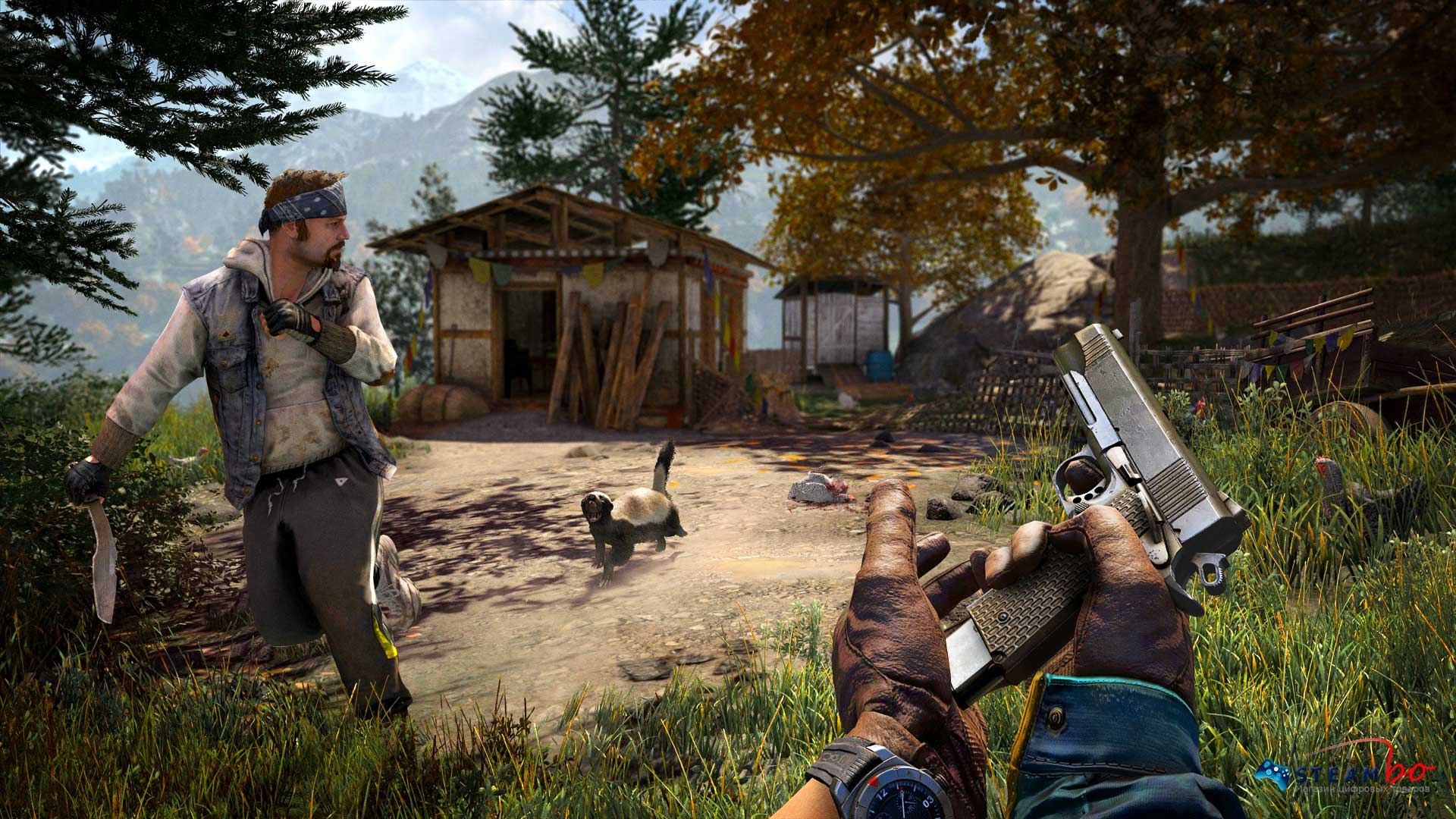 Far Cry 4 Limited Edition Region Free Multi (Uplay Key)