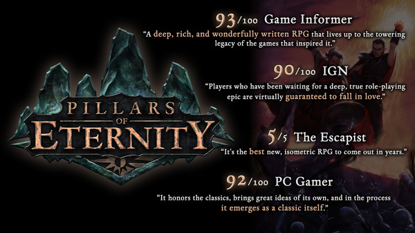 Pillars of Eternity Hero Edition (Steam Gift | RU+CIS)