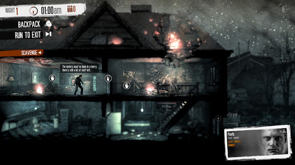 This War of Mine (Steam Gift | Region RU+CIS)