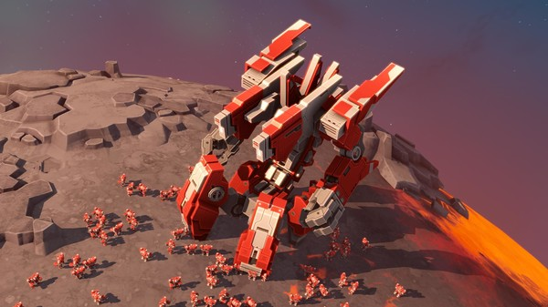 Planetary Annihilation: TITANS (Steam Gift | Region RU)