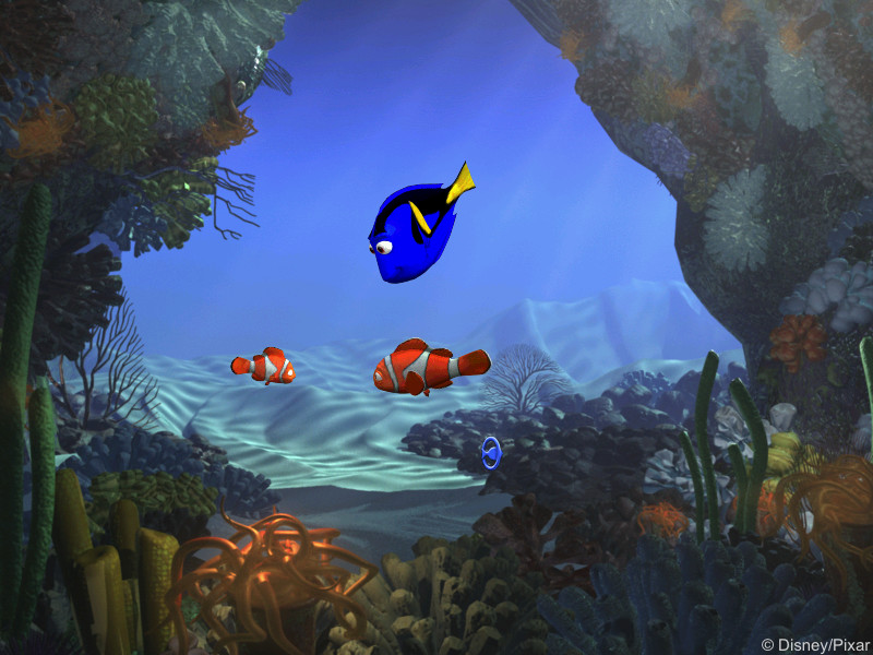 Disney Pixar Finding Nemo (Steam Key Region Free / ROW)