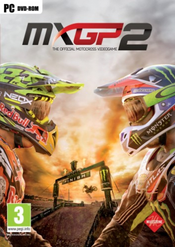 MXGP2 - Standart (Steam Gift Region Free / ROW)
