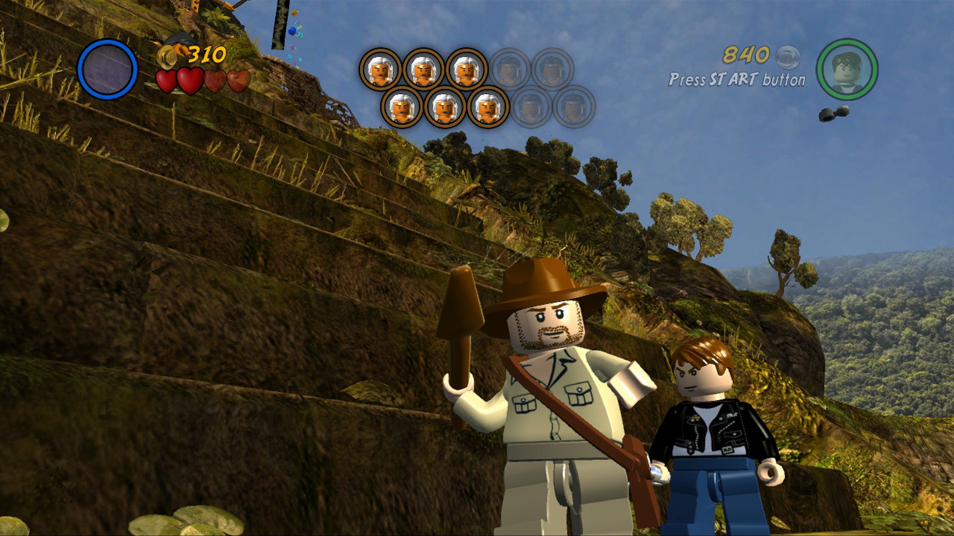 LEGO Indiana Jones 2 The Adventure Continues /Steam ROW