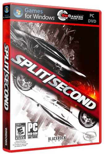 Split Second: Velocity (Steam Key Region Free / ROW)