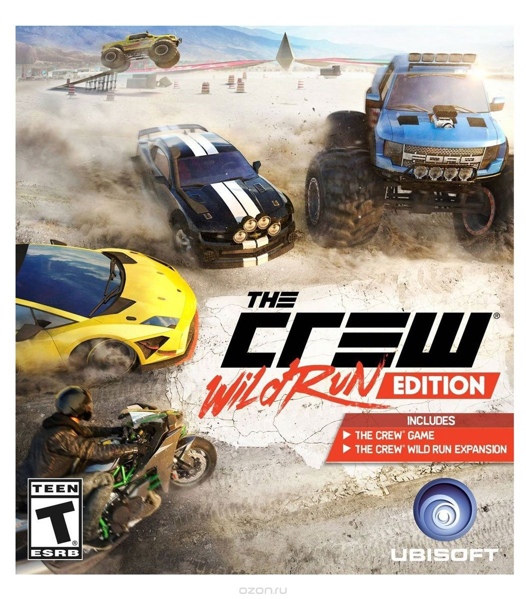 The CREW Wild Run Edition (Steam Gift Region Free)