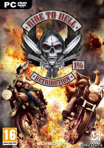 Ride to Hell: Retribution (Steam Key Region Free / ROW)