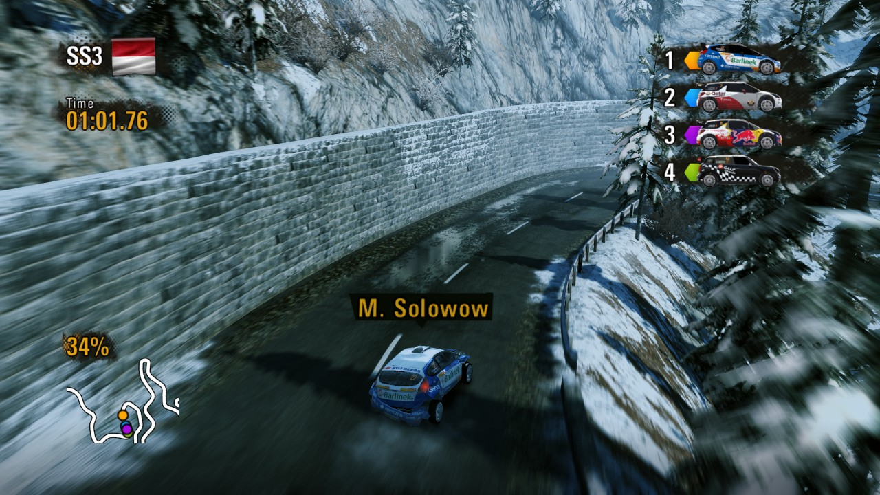 WRC Powerslide (Steam Gift Region Free / ROW)