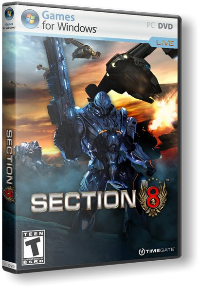 Section 8 (Steam Key Region Free / ROW)