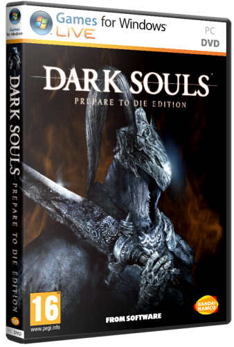 DARK SOULS: Prepare To Die Edition (Steam Gift RU/CIS)
