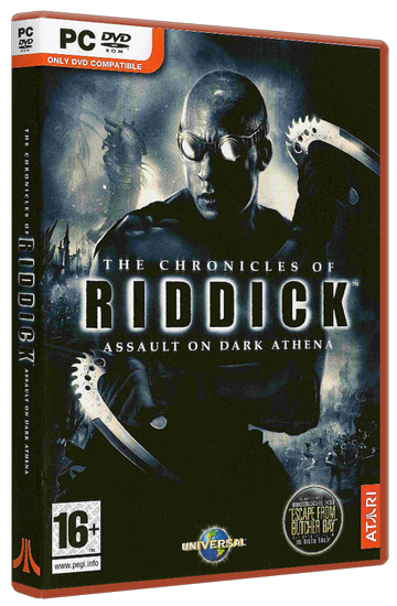 The Chronicles of Riddick Assault on Dark Athena (Steam