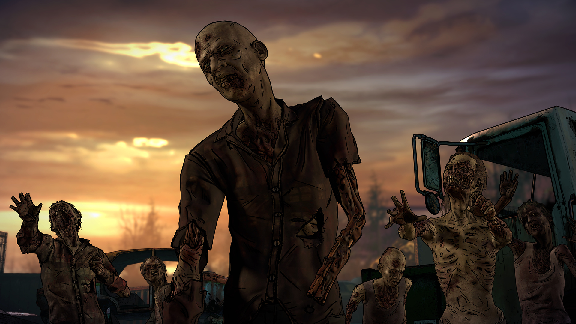 The Walking Dead: A New Frontier (Steam Key Region Free