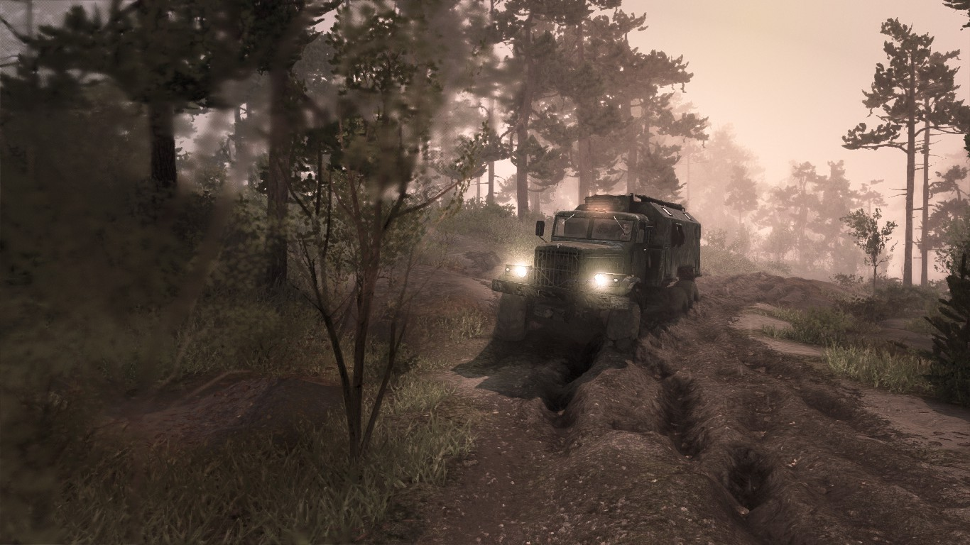 Spintires (Steam Gift Region Free / ROW)