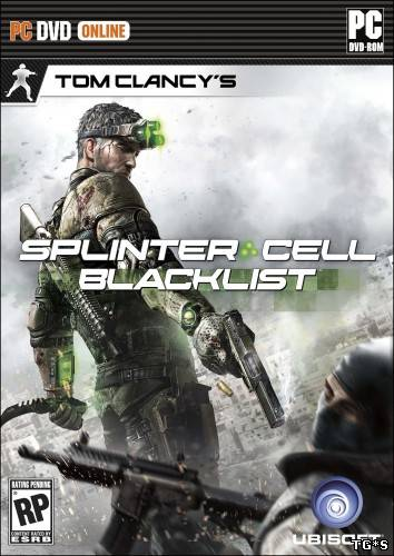 Splinter Cell Blacklist Deluxe Ed. (Steam Gift RegFree)