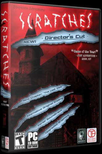 Scratches: Directors Cut (Steam Key Region Free / ROW)