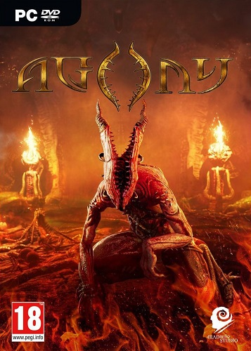 AGONY + AGONY UNRATED (Steam Key Region Free / ROW)