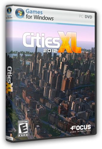 Cities XL 2012 (Steam Key Region Free / ROW)