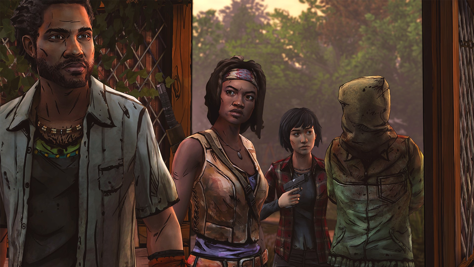 The Walking Dead: Michonne (Steam Key Region Free)