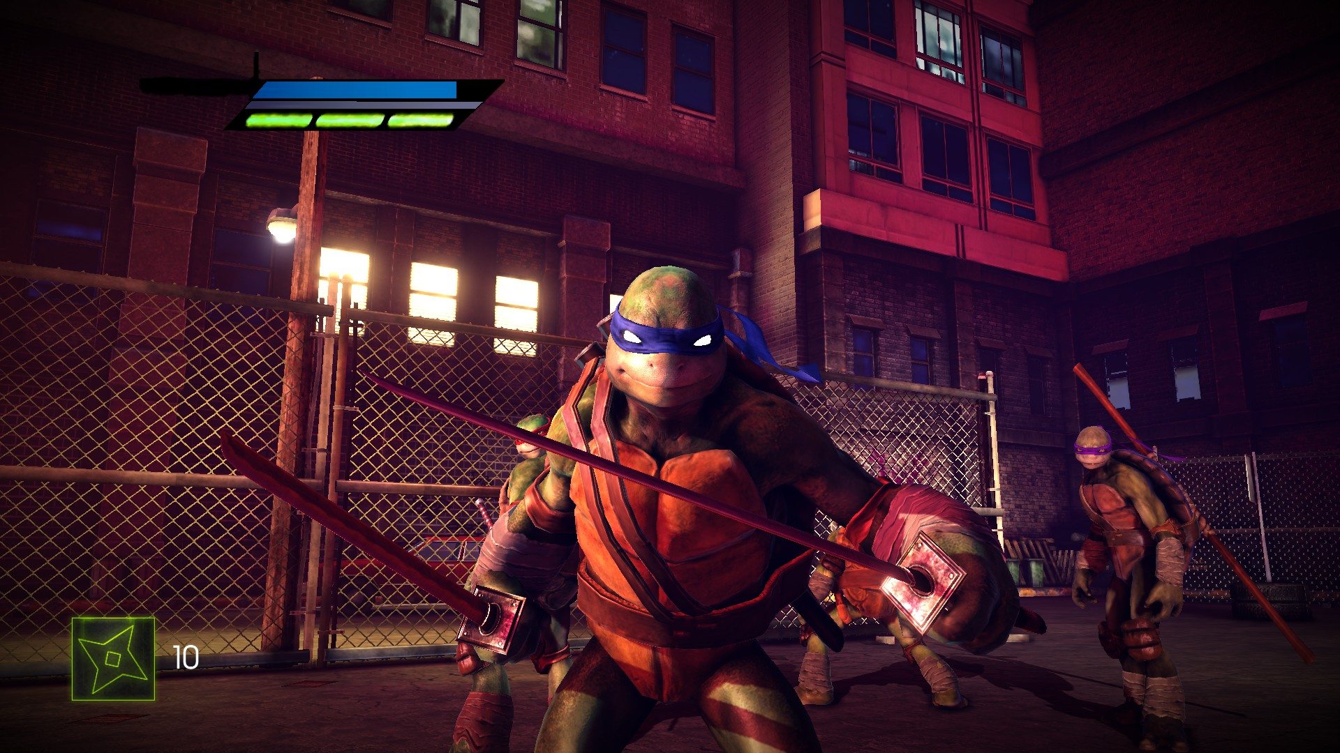 Teenage Mutant Ninja Turtles: Out of the Shadows (ROW)