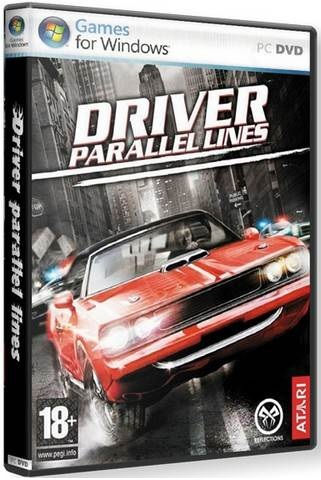Driver Parallel Lines (Steam Gift Region Free / ROW)