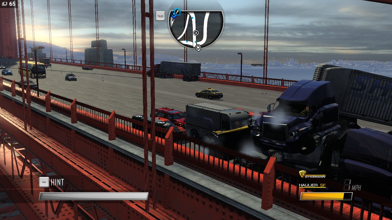 Driver San Francisco (Steam Gift Region Free / ROW)