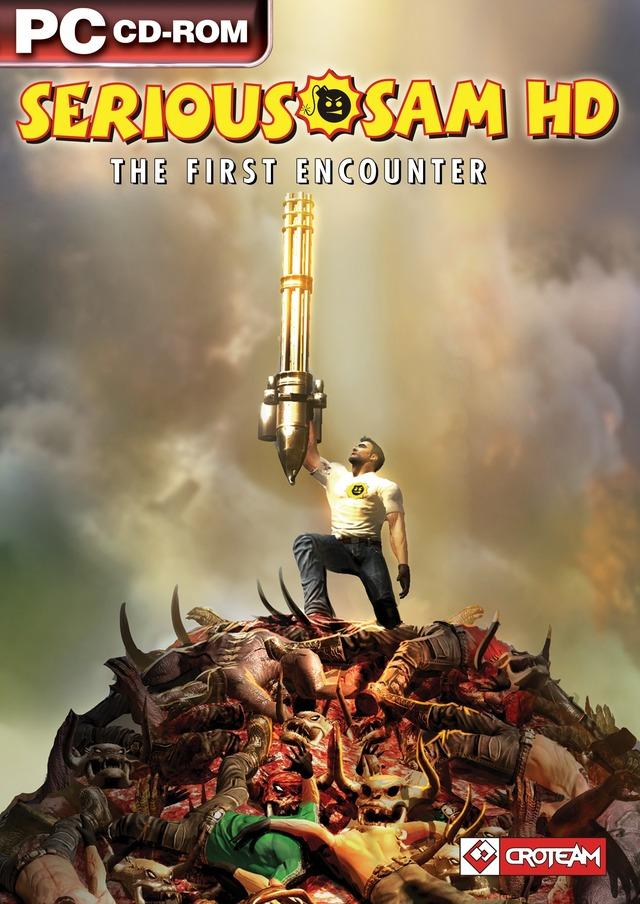 Serious Sam HD The First Encounter (Steam Gift RegFree)