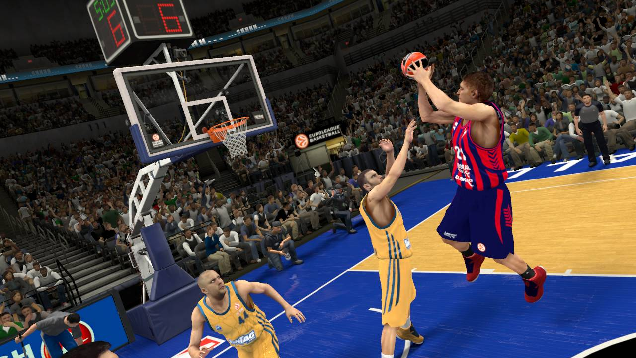 NBA 2K14 (Steam Gift Region Free / ROW)