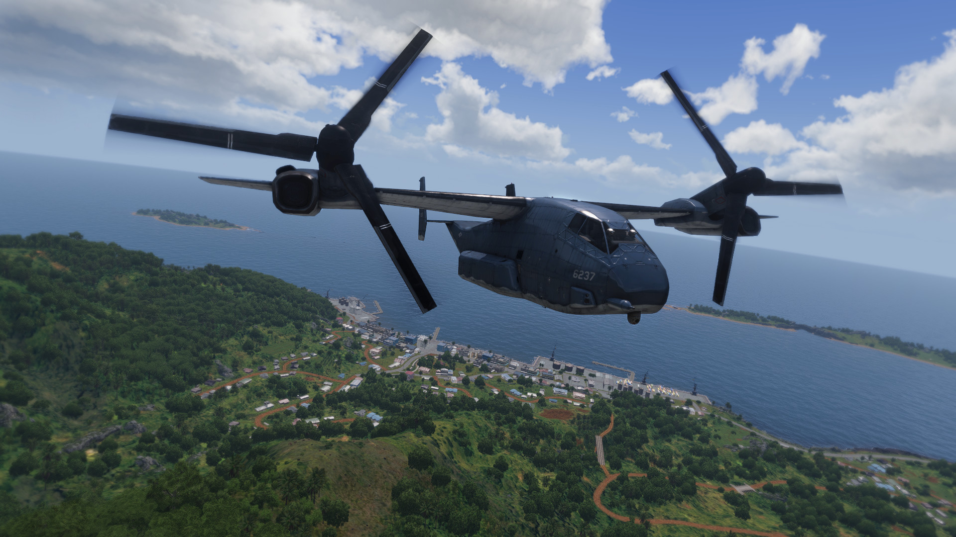 Arma 3 Apex DLC (Steam Gift Region Free / ROW)