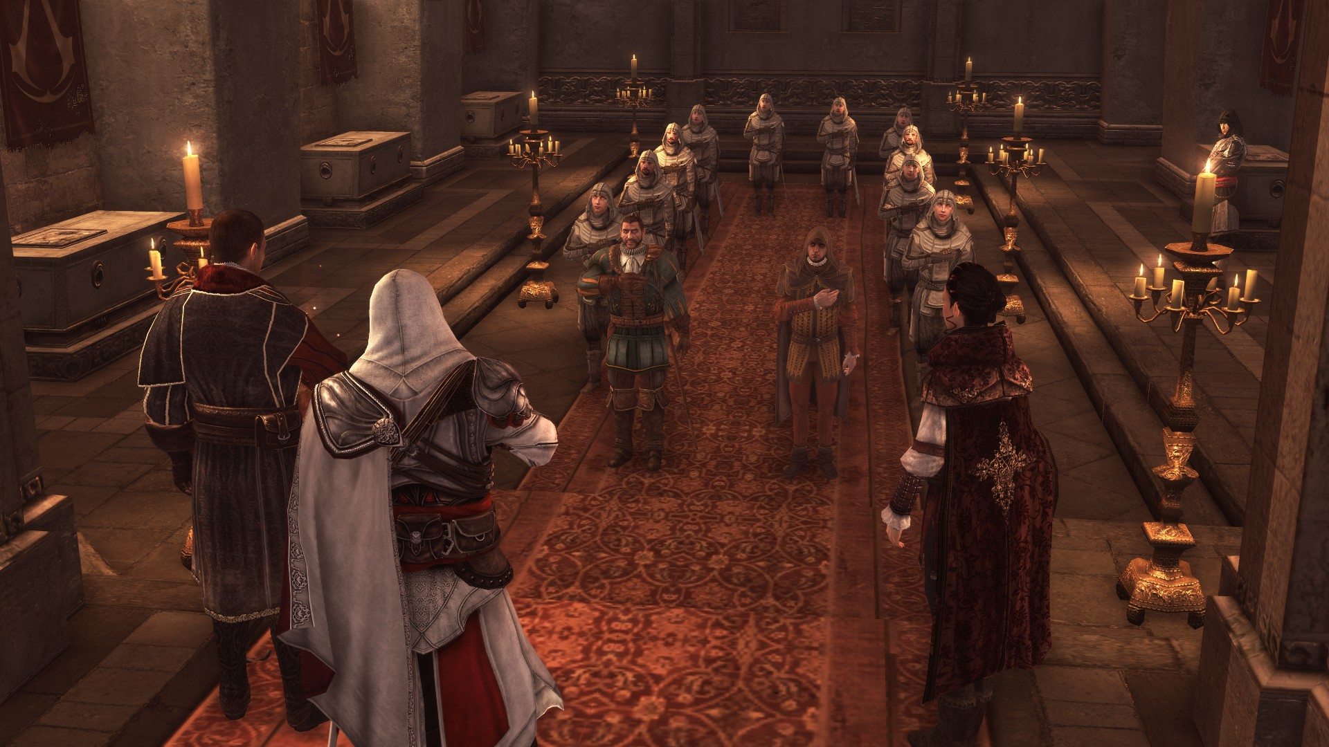 Assassins Creed Brotherhood (Steam Gift RegFree / ROW)