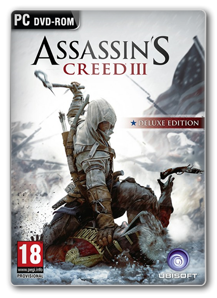 Assassins Creed 3 Deluxe (Steam Gift Region Free / ROW)