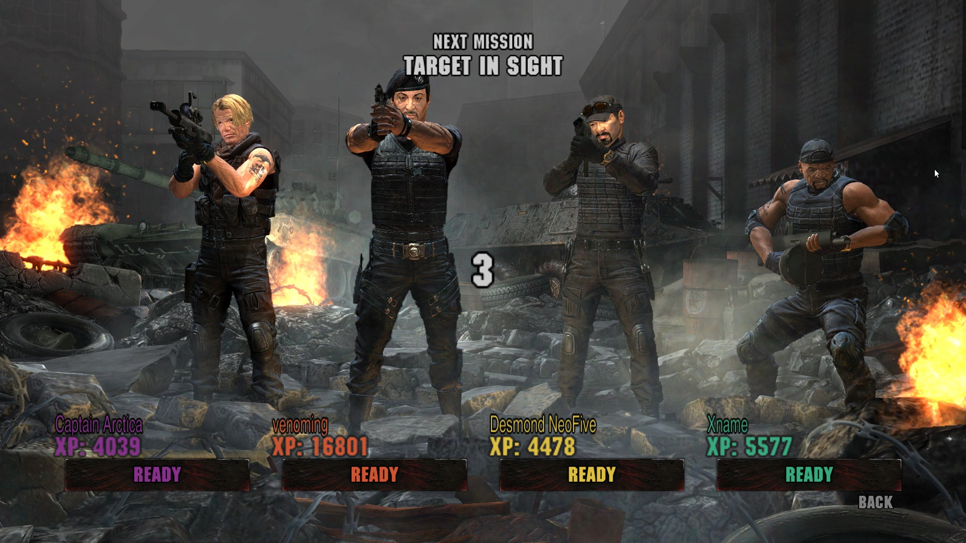 buy the expendables 2 videogame (steam gift region free) and download