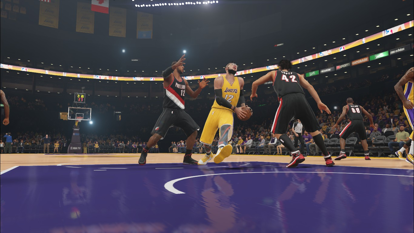 NBA 2K15 (Steam Key Region Free / ROW)