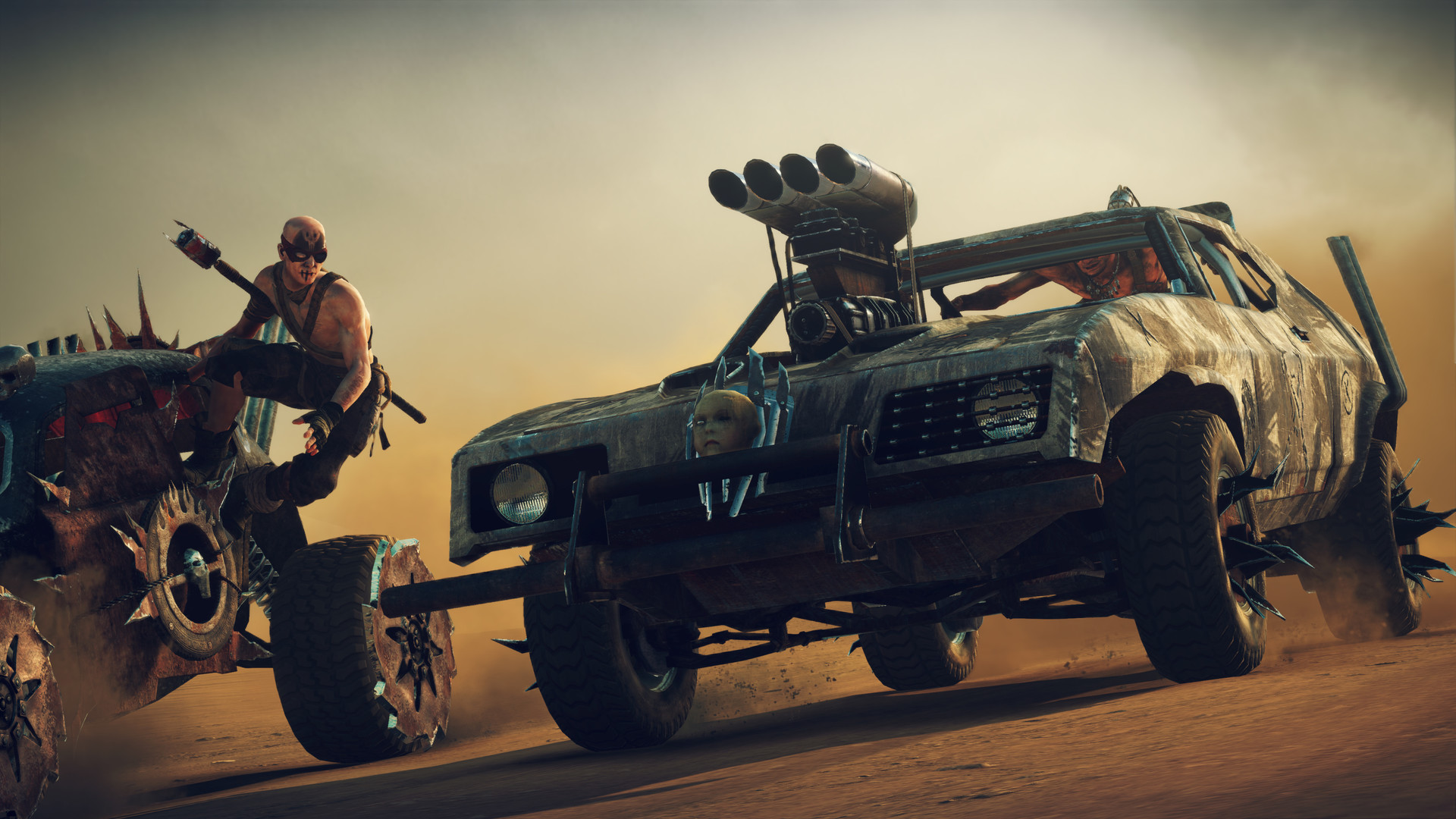 Mad Max (Steam Gift Region Free / ROW)